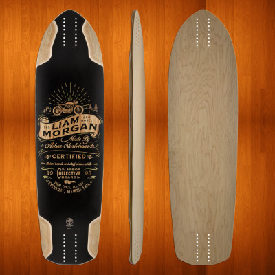 "Arbor Liam Morgan Pro Model 35.75"""
