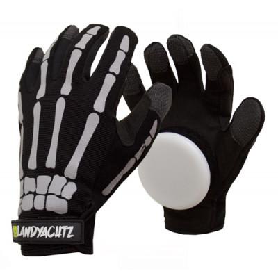Luvas Landyachtz Bones Slide Gloves