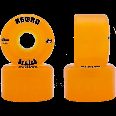 Retro Erniez 65mm 81a - Ambar