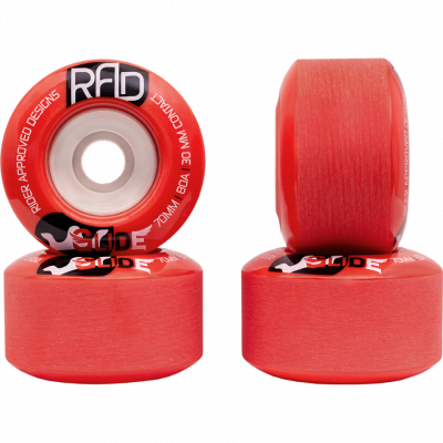 RAD Glide 70mm - 80a