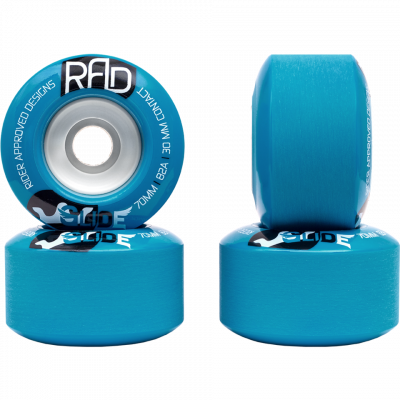 RAD Glide 70mm - 82a