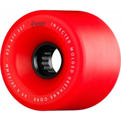 These ATF Centerset 327 69mm 82a - Vermelha